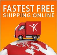 Fastest Free Shipping